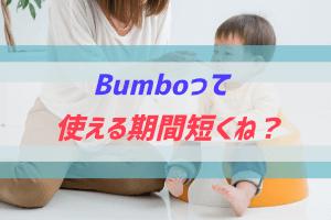 バンボBumboのレビューアイキャッチ