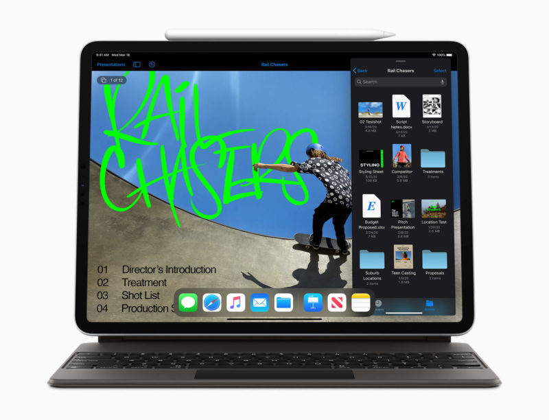 iPad Pro2020年モデルは、まさに順当なアップグレード