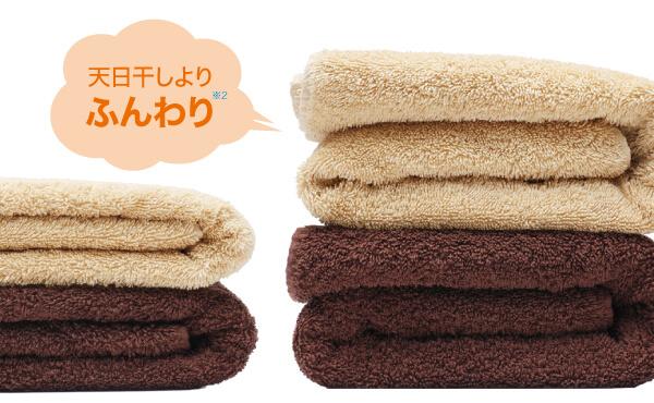 ぽかぽかおひさま乾燥が心地よい、SHARPの洗濯乾燥機