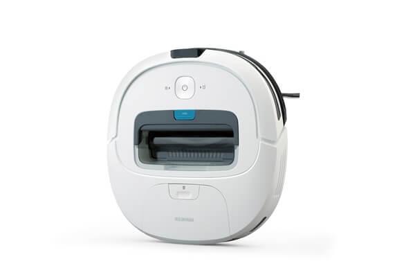 アイリスオーヤマ、水拭きもできるロボット掃除機