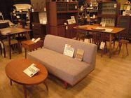 NOCEの店内1、新潟のインテリアショップ・家具屋さん