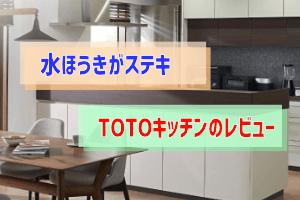 TOTOキッチンのレビュー (1)