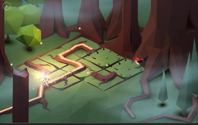 エンチャンテッドワールド、Apple Arcadeのお勧め謎解きゲーム、マップ