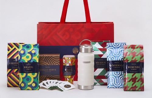 タリーズコーヒーの福袋、2020年の10000円バッグ