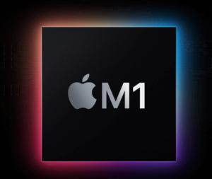 Macbook Proに搭載されたM1チップとは何か