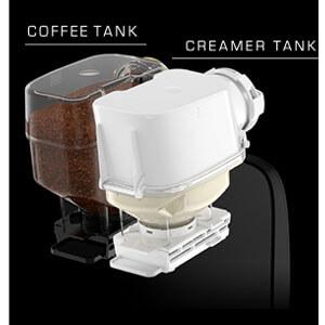 バリスタデュオは2タンク、アクアクララのコーヒーサービス、AquaWithアクアウィズ