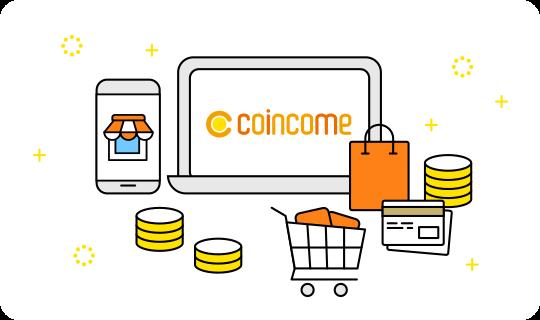 COINCOMEでビットコインをゲット、暗号資産・仮想通貨のビットコインをポイントサイトの報酬で手に入れる