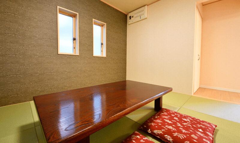 2世帯和室、光栄住宅に新潟の家づくりを依頼する