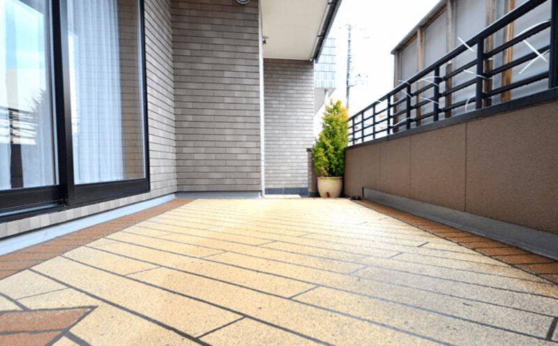 バルコニー、光栄住宅に新潟の家づくりを依頼する