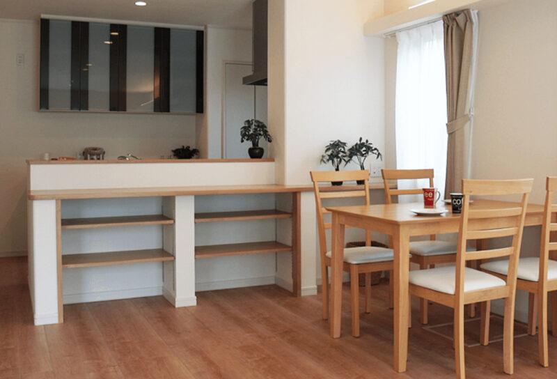リノベーションダイニング、光栄住宅に新潟の家づくりを依頼する