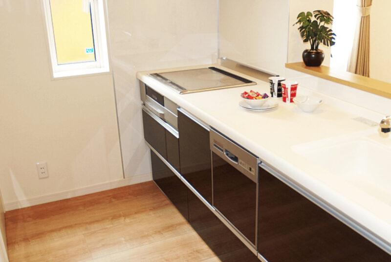 リノベーションキッチン、光栄住宅に新潟の家づくりを依頼する