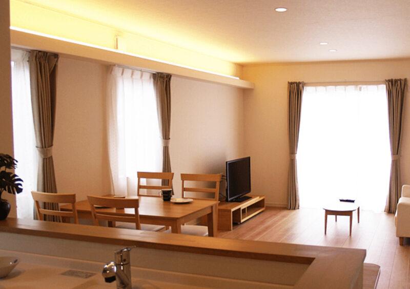 リノベーションリビング、光栄住宅に新潟の家づくりを依頼する