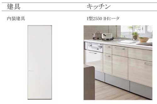 HITOHACOのキッチン、新潟でRe-size(リサイズ)で家を建てる