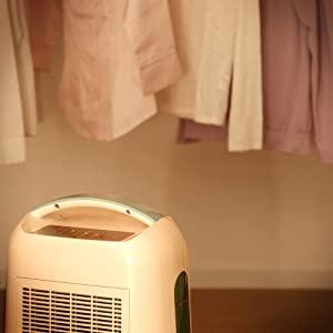 アイリスオーヤマ、衣類乾燥、静かな除湿機・衣類乾燥機