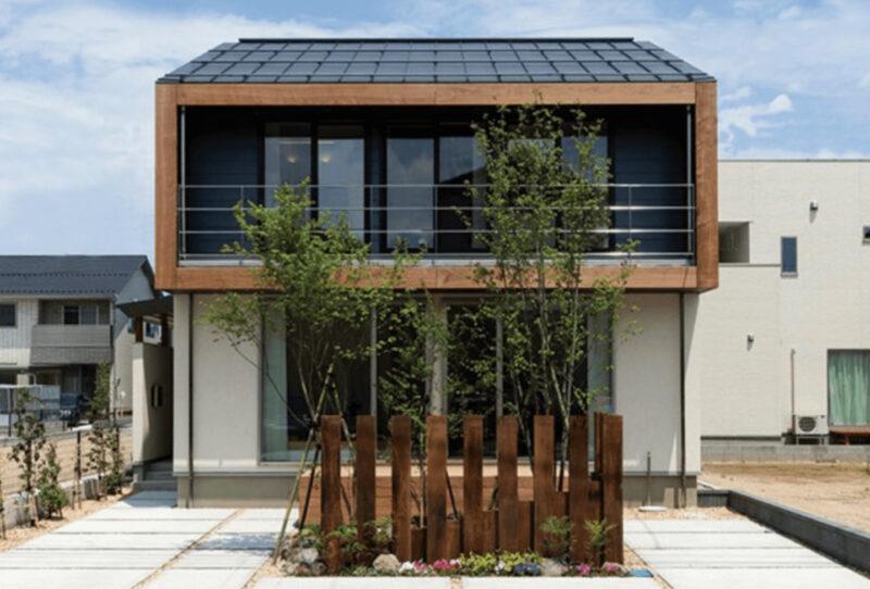 ポルハス外観、新潟県での家づくりをダイエープロビスグリーンハウスに依頼する