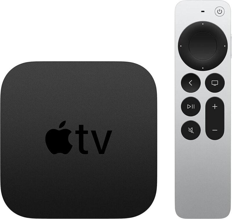 AppleTV 4K、iPhoneで手軽にホームシアター/プロジェクター生活