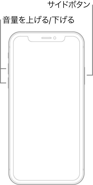 ホームボタンがないiPhoneの再起動、ReiBootでiOS15のインストールエラーから復旧する