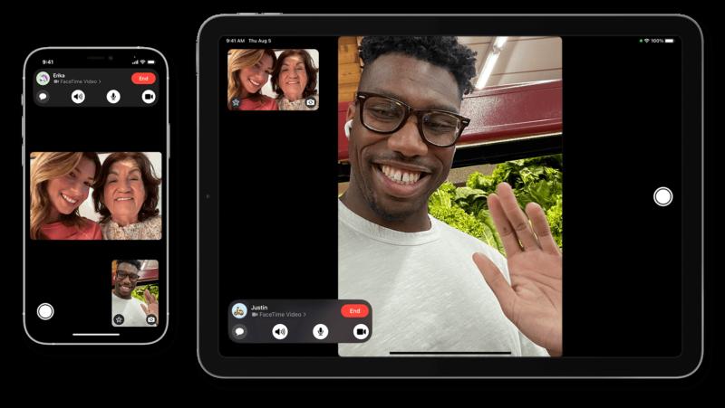 FaceTimeを音声通話として利用する、iPad miniはiPhoneの代わりになるか